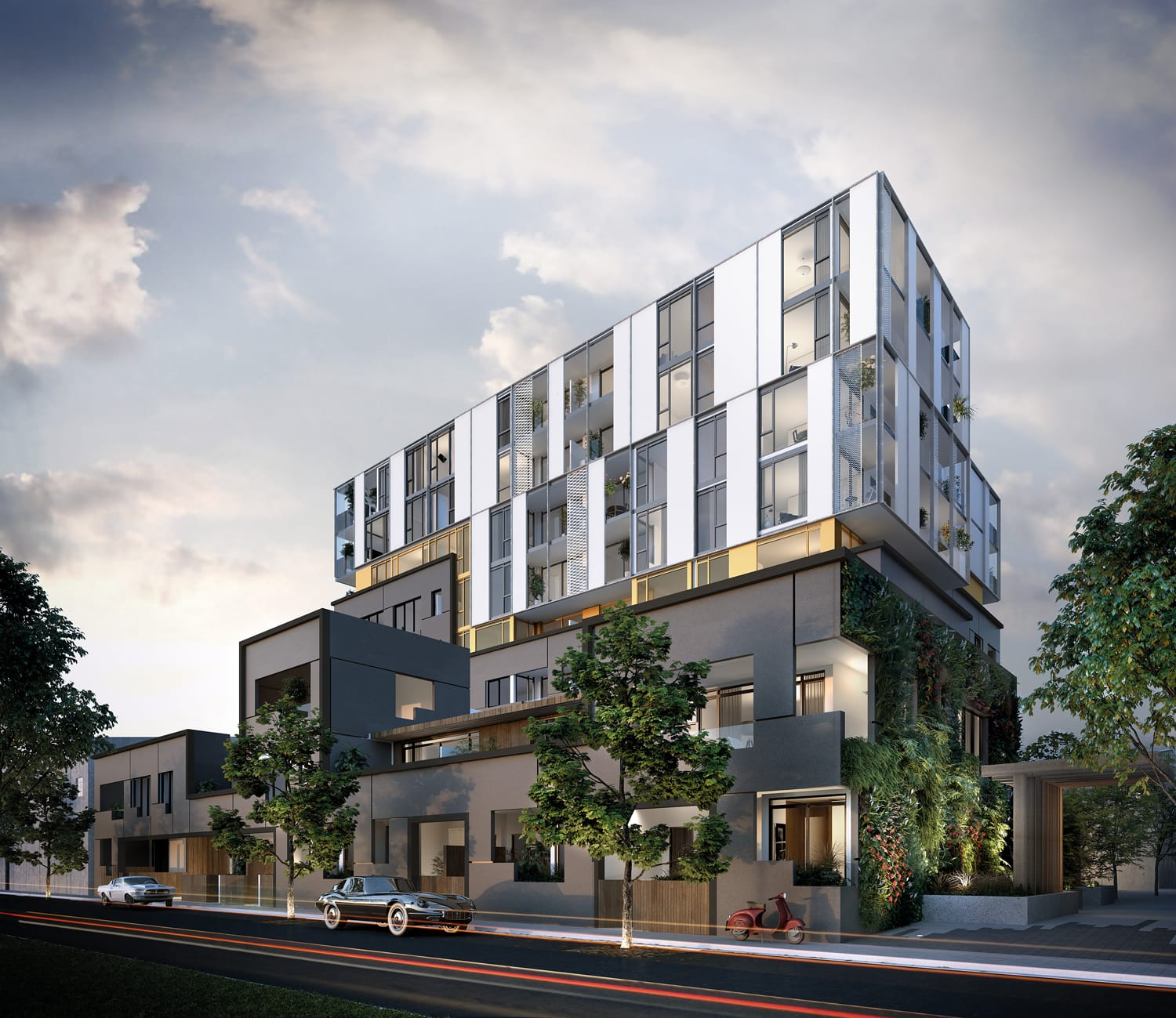 Cht Apartments: Apartments • CHT Architects